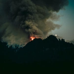 Masks Reduce Risks of COVID Transmission, Despite Inability to Protect From Wildfire Smoke